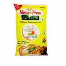 NATURE FRESH REFINED SOYABEAN OIL (1L)